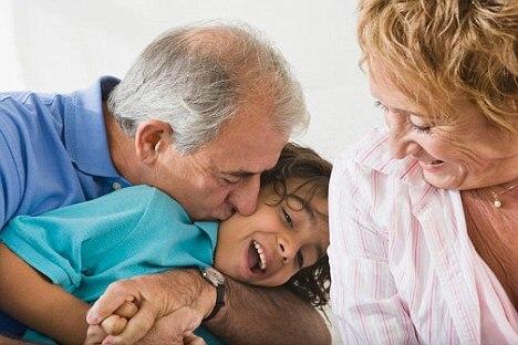Avós e netos: vantagens da convivência