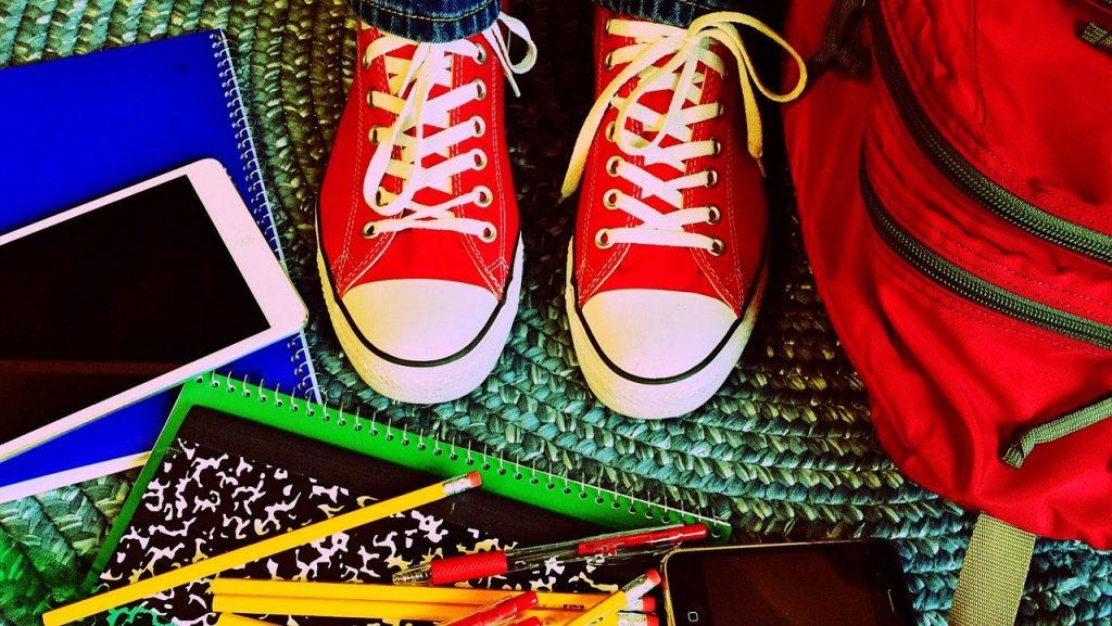 Camisinha distribuída nas escolas