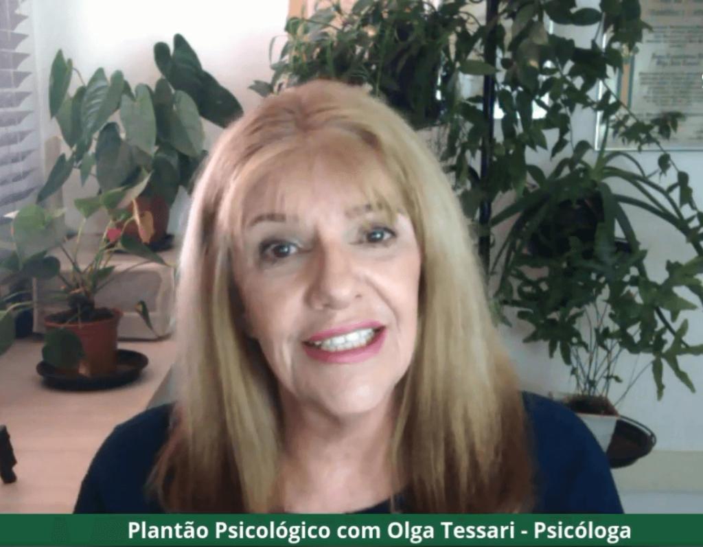 Plantão Psicológico com Olga Tessari