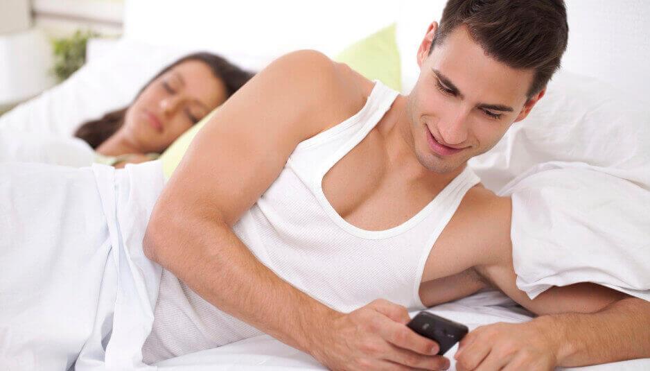 Vingança contra namorado infiel