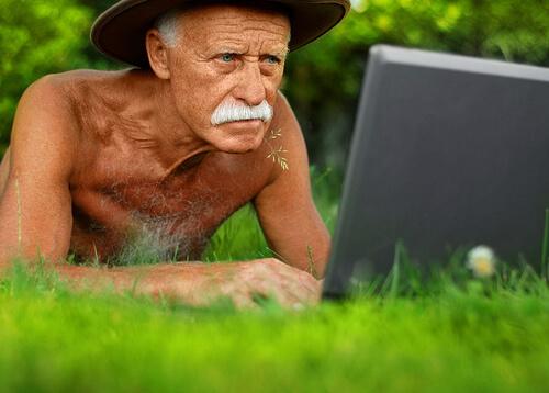 Aceitar o envelhecimento