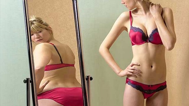 Anorexia - obsessão por beleza