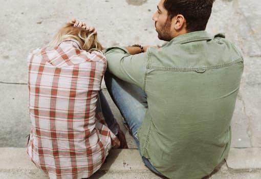 Brigas do casal