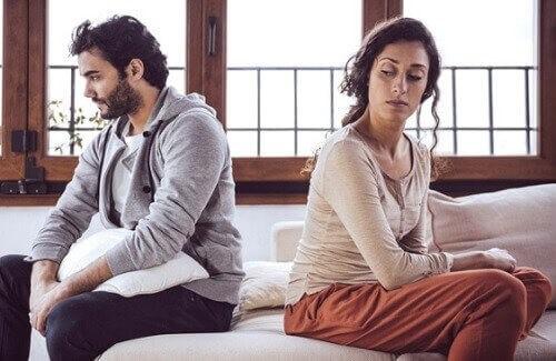 Crise no casamento