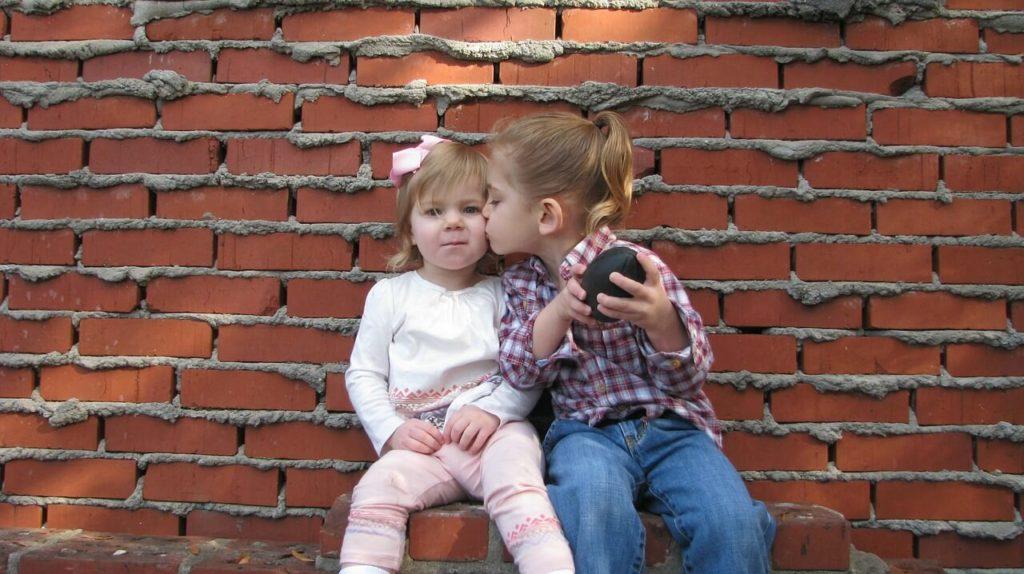 Beijar é bom
