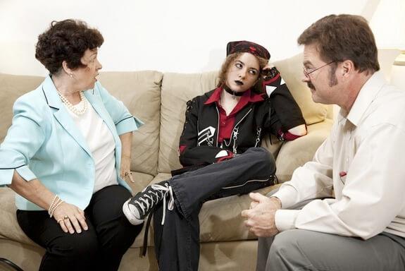 Problemas comuns na família
