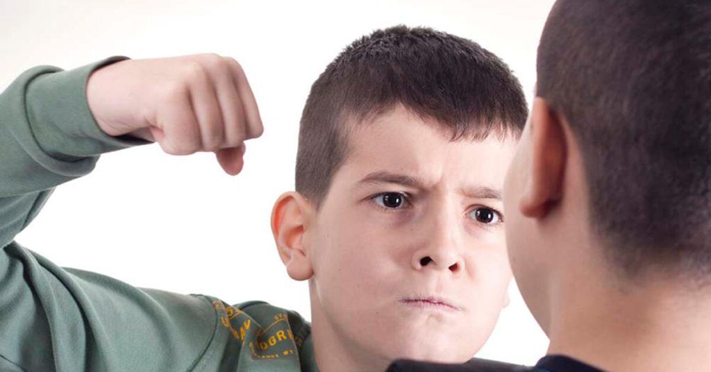 Irmãos que brigam